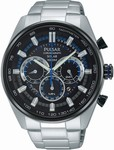 Pulsar Accelerator Series Mens Chronograph Watch PX5019X $99 Delivered (RRP $299) @ Starbuy