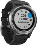 Garmin Fenix 5 Plus Multisport GPS Watch $499.00 Delivered @ rebel