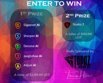 Win a Copy of The Topaz AI Bundle or Topaz Studio 2 from Travis Hale - Science and Photography