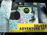 National Geographic Deluxe Adventure Set (Bino's, Telescope, Microscope Kit) $49.98 @ Costco (Membership Required)