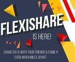 33% of 1GB Flexishare Travel SIM Starter Kits from USD $6.67 (~AU $9.89) Delivered @ CallCloud