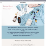Win a Better Sleep Prize Pack Worth $717 from ettitude
