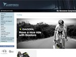 Diadora Proracer 3 as Worn by Cadel Evans $289 ($440 RRP)