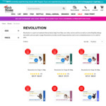 40% off Revolution and Revolution Plus (& Further 10% Off With Code) + Free Delivery over $29 @ Pet House