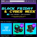 Black Friday (Up to 16% Off SSD, Up to 33% Off RAM, Up To 30% Off Graphics Cards, Up To 28% Off Monitors) @ Mwave