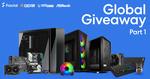 Win 1 of 3 Gaming Prize Packs from Fractal Design/Fnatic/ASRock/ZOTAC