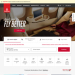 5-8% off Emirates Flights When Paying with Mastercard