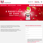 Win 1 of 61 $10,000 Cash Prizes from KFC
