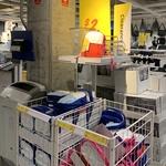 [VIC] Starrtid 7 Litre Backpack $2 @ IKEA Springvale