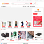 $3 US off $20 US Spend Coupon @ AliExpress