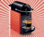 Nespresso Pixie and Aeroccino $289.15 at David Jones & Myer