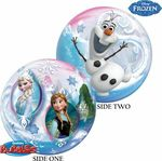 Disney Frozen Bubble Balloon $4.99 (Was $9.99) + Delivery @ Nexta Party