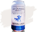 37% off Mt Duneed Festival Lager - 2 Cases (48x 375ml Cans) - $99 @ Craft Cartel + Free Shipping
