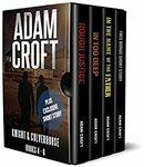 [eBook] Adam Croft, Knight & Culverhouse Box Set - Books 4-6 - Free @ Amazon AU