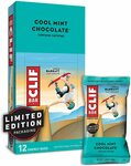 Clif Bar 68g x12 (Mint Chocolate) $16.20 Shipped with Subscribe and Save @ Amazon AU
