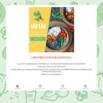 Win $3,000 Worth of Meals from HerbiDoor