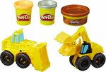 Play-Doh - Excavator N Loader $10.49 (RRP $14.99) + Delivery ($0 with Prime/ $39 Spend) @ Amazon AU