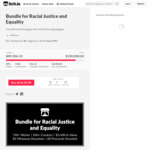 [PC] Bundle for Racial Justice and Equality - 1427 DRM-free Games/Projects - $5.00 USD Minimum @ itch.io