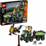 LEGO Technic Forest Machine 42080 Playset Toy - $119.99 Delivered @ Amazon AU