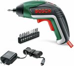 Bosch Cordless Screwdriver IXO V Basic Set $49.90 Delivered @ Amazon AU