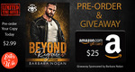 Win a $25 Amazon Gift Card from Book Throne