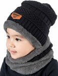 Soft & Warm Beanie Hat and Scarf Sets from $20.39 to $22.09 + Delivery (Free with Prime/$39 Order) @ T WILKER via Amazon AU