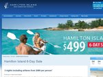 Hamilton Island 6 Day Sale - Flight and Accommodation Packages