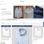 CT Shirts 3 for $99 + $19.95 Delivery @ Charles Tyrwhitt