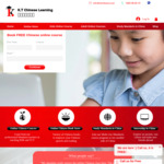 Learn Mandarin (Adult Online Introductory Course) - 2 Sessions Free @ K.T Chinese Learning