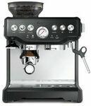 [eBay Plus] Breville the Barista Express BES870 Black Sesame | Silver  $583.20 Delivered @ Bing Lee eBay