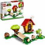 LEGO Super Mario Mario's House & Yoshi Expansion Set $29 (42% off RRP) + Delivery ($0 with Prime/ $39 Spend) @ Amazon AU