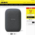 Google Nest Audio Charcoal 2020 $99 + Delivery/Free C&C @ JB Hi-Fi