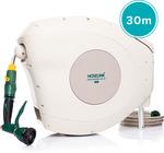 Hoselink - 30m Retractable Hose Reel $215.10 Delivered