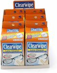 Clear Wipe Lens Cleaner 20p X 6 Clearwipe for $14.88 + Delivery ($0 with Prime/ $39 Spend) @ Amazon AU