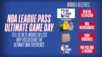 Win an NBA Ultimate Game Day Experience incl a Smart TV Worth $2,595 from NBA Australia