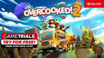 [Switch] Overcooked! 2 Free Play Week - 10-16 Feb @ Nintendo Switch Online (Membership Required)