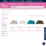 JM Montage 7 Piece Towel Sets $47 (RRP $159) + Delivery or Free Sydney C&C @ Peter's of Kensington
