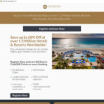 Free Registration and Access to Club 1 Hotels Wholesale Travel Club