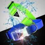 Light Up Waterproof Dog Collars - 20% OFF - $21 / $23 - Shipping $4 @ Dogaloo