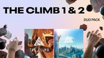 [Oculus] The Climb 1 & 2 DUO PACK on Oculus Quest $49.99 (46% off, Was $93.98) @ Oculus Store