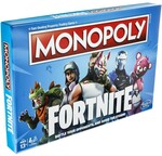 Monopoly Fortnite Edition Card Game $10 + Delivery / Free Click and Collect @ BIG W