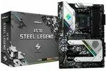 Asrock X570 Steel Legend Motherboard $160 + Shipping / C&C @ All Needs Computers