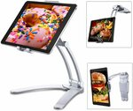 Tendak Tablet Stand (Sliver) $25.99 + Delivery ($0 with Prime/ $39+) @ Tendak Direct Amazon AU