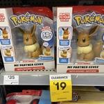 [SA] Pokémon My Partner Eevee $19 (Normally $29) in-Store @ BIG W, Marion Westfield