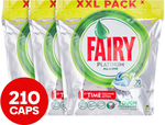 [UNiDAYS] 210 Fairy All-in-One Dishwashing Tablets $40.50 (2x 210 Tablets $61 with LatitudePay) + Post ($0 with Club) @ Catch