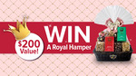 Win a Royal Hamper (Worth $200) from Charlesworth Nuts