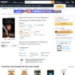 [eBook] Free - William the Conqueror/Alexander the Great/Casanova/Kamala Harris/Edvard Grieg/Andrew Jackson - Amazon AU/US