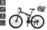 """Fortis 26"""" Foldable Mountain Bike $149 + Shipping ($129 Delivered with Kogan First) @ Kogan"""