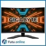 "[eBay Plus] Gigabyte G32QC 32"" Curved QHD Gaming Monitor 165hz + Mechanical Keyboard via Redemption $413.40 @ Futu_online eBay"