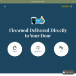 [VIC] $10 off with $100 or More Order of Firewood + $25 Delivery ($0 with $100 Order after Discount) @ Wood 247